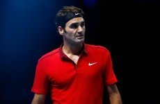 Federer withdraws from Tour final as Murray steps in to play exhibition match