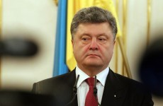 "Ukraine President says country ready for ""total war"""