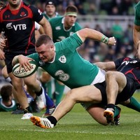 Another strong finish will stand to Ireland, says try-scoring Dave Kilcoyne