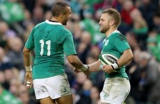 Ian Madigan's display pleases Schmidt as new Ireland caps impress