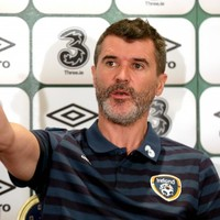 Roy Keane in 'tense' showdown with print media after hotel row questions