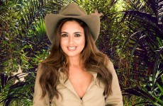 Here is what Twitter made of Nadia Forde on I'm A Celebrity