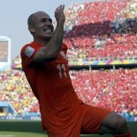 Arjen Robben is the most predictable genius in football