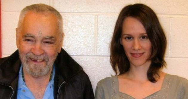 So who is this woman marrying Charles Manson?