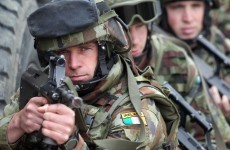 How should Ireland decide whether to send troops abroad?