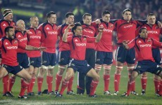 Haka vs Haka and Doug vs Joe: Remembering Munster vs All Blacks six years on