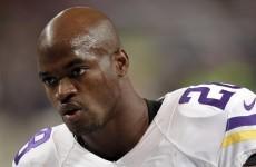 NFL suspend Adrian Peterson until April 2015 over 'abusive discipline' of his son
