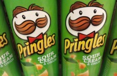 Is it OK to eat an entire tube of Pringles in one go?