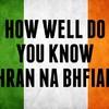 How Well Do You Know Amhrán na bhFiann?
