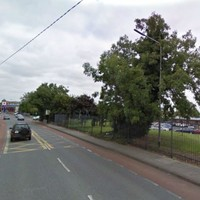 Motorist injured after Garda pursuit ends in car crash in Dublin