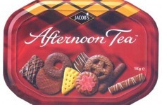 There's been a big change to the Afternoon Tea biscuit selection this year...