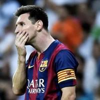 Lionel Messi hints at Barcelona exit
