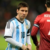 Ronaldo's showdown with Messi proves damp squib