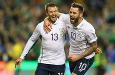 McGoldrick stars on debut as Ireland outclass USA