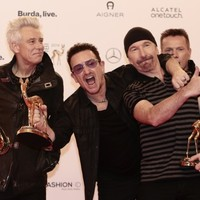 U2 aren't done with iTunes quite yet ... They've just announced a new film project