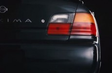 Nissan's ad for a restored 1996 Maxima is thoroughly brilliant