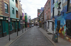 Staff in Dublin shop held up by man with syringe