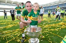 Declan O'Sullivan calls it a day after glittering Kerry career