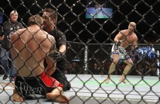 Un-caged: from has-been to possible contender, a crazy week for Tito Ortiz