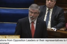 Gerry Adams is not happy Bob Geldof is in the 1916 centenary video...