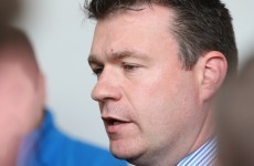 A caller to Alan Kelly's constituency office threatened to 'put a bullet in his head'
