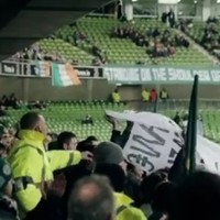 Irish supporters' group 'shocked and angered' by treatment during FAI protest
