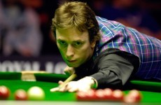 Ken Doherty fumes after defeat: he 'turned up to play without his dicky bow on'