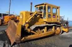 Drunk man steals bulldozer, learns why you don't drunk-drive a bulldozer