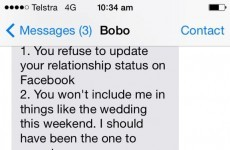 The girl who got this insanely viral breakup text has told her story