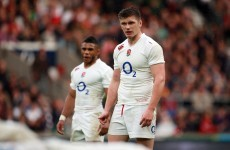 Ford named at 10 as England look to end five-game losing streak