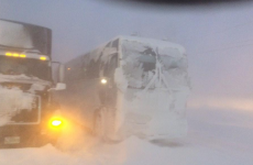 Interpol trapped on their tour bus in New York snow for 50 hours