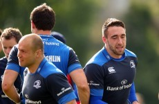 Jack Conan not content just to keep Leinster number 8 jersey warm