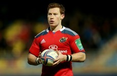Opportunity knocks for Sheridan and Munster's understudies as Pro12 resumes