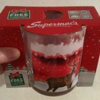 Christmas is here... because the Supermacs mug says so