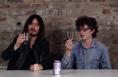 Watch Irish people taste weird American fizzy drinks