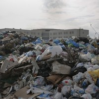 We're throwing fewer black bags of rubbish into landfills