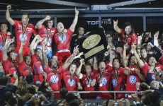 Apparently Toulon might play the Waratahs in a clash of the champions in February