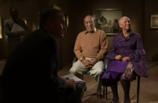Watch: Bill Cosby's incredibly tense post-interview exchange with reporter
