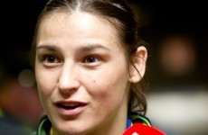 Katie Taylor reaches semi-finals of World Championships without throwing a punch
