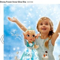 Irish parents queued up in the wee hours for Frozen dolls... and they sold out almost immediately