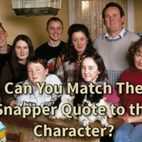 Can You Match The Snapper Quote To The Character?