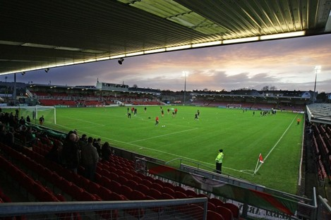Turners Cross in Cork is one location that will benefit from the newly received funds.
