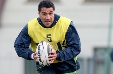 Mils Muliaina might have given Irish players the secret to finally beating the All Blacks