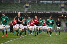 Ireland look to forward power to make the difference against Australia this time around