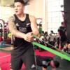 Fancy a quick look inside the All Blacks' gym?