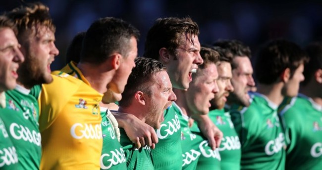 Lucky glasses and unlucky breaks - The best photos from Ireland's International Rules defeat