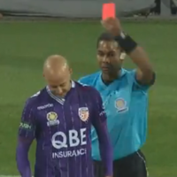 Is this the fastest ever red card? Substitute gets sent-off 17 seconds after coming on