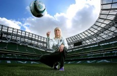 Stephanie Roche: 'I remember scoring one for Stella Maris when I was under-16'