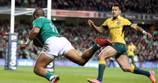 Ireland v Australia off to an explosive start with five tries in 30 minutes