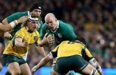 'I never thought we'd pull away at 17-0': O'Connell pleased with Irish resilience